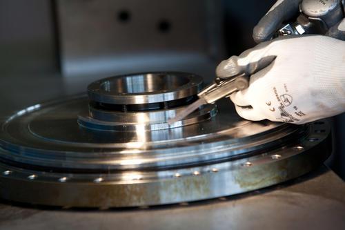 processo di stampa per la pressofusione alluminio